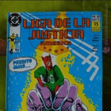 Cómics: LIGA DE LA JUSTICIA AMERICA 30 - ZINCO - DC. Lote 49143693