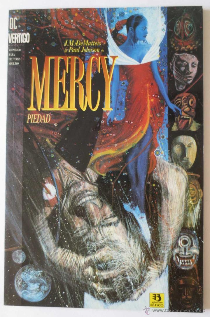 MERCY PIEDAD (Tebeos y Comics - Zinco - Prestiges y Tomos)