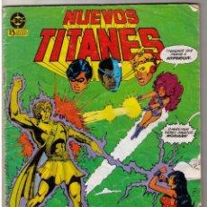 Cómics: NUEVOS TITANES Nº 11. EDICIONES ZINCO / DC. Lote 49288220