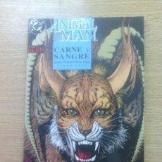 Cómics: ANIMAL MAN CARNE Y SANGRE #3. Lote 49305783
