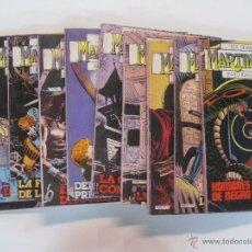 Cómics: MARTIN MYSTERE Nº 1 AL Nº 10 . EDICIONES ZINCO 1982.. Lote 49338542