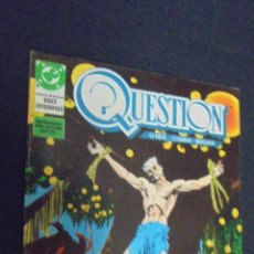 Comics: QUESTION, Nº 9. EDICIONES ZINCO.. Lote 49385057
