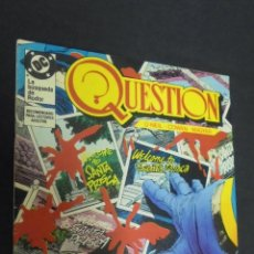 Comics: QUESTION, Nº 10. EDICIONES ZINCO.. Lote 49385241