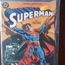 Comics: SUPERMAN VOL. 2 Nº 9 - ZINCO - DC (X). Lote 49442593