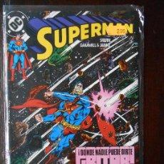 Comics: SUPERMAN VOL. 2 Nº 64 - ZINCO - DC (X). Lote 49442651