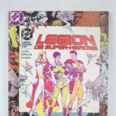 Cómics: CÓMIC RETAPADO - LEGIÓN DE SUPER-HÉROES. VOLUMEN 5 - Nº 24 AL 28 - EDICIONES ZINCO / DC. Lote 49461393