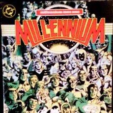 Cómics: MILLENIUM Nº 1 / LA LLEGADA / DC / ZINCO 1988 (STEVE ENGLEART & JOE STANTON). Lote 49542542