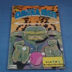 Cómics: COMIC DE MEGA MEN AÑO 1987 RETAPADO DEL 1 AL 5 DE EDICIONES ZINCO. Lote 49588203