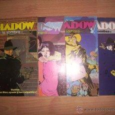 Cómics: THE SHADOW = LA SOMBRA. [COMPLETA: 4 VOL.] / HOWARD CHAYKIN. Lote 49740254