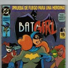 Comics: BATGIRL - RETAPADO NºS 13 - 14 - 15 -16 - ZINCO. Lote 49783162
