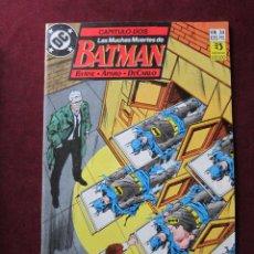 Cómics: LAS MUCHAS MUERTES DE BATMAN CAPÍTULO 2 Nº 34. JOHN BYRNE. Lote 49851586