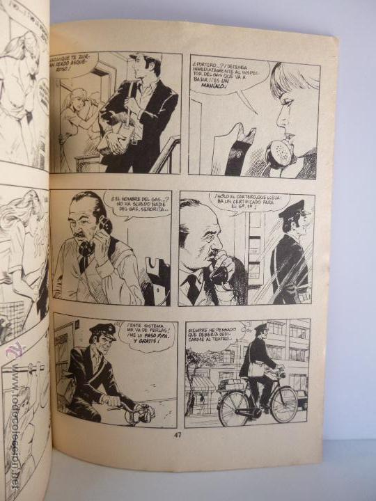 Cómics: LOTE 1, 2, 3, 4, 5, 6, FOX, EL HOMBRE DE MANHATTAN SUR , EDICIONES ZINCO 1987 - 1988 - Foto 3 - 196141113