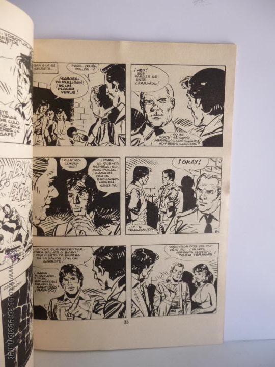 Cómics: LOTE 1, 2, 3, 4, 5, 6, FOX, EL HOMBRE DE MANHATTAN SUR , EDICIONES ZINCO 1987 - 1988 - Foto 5 - 196141113