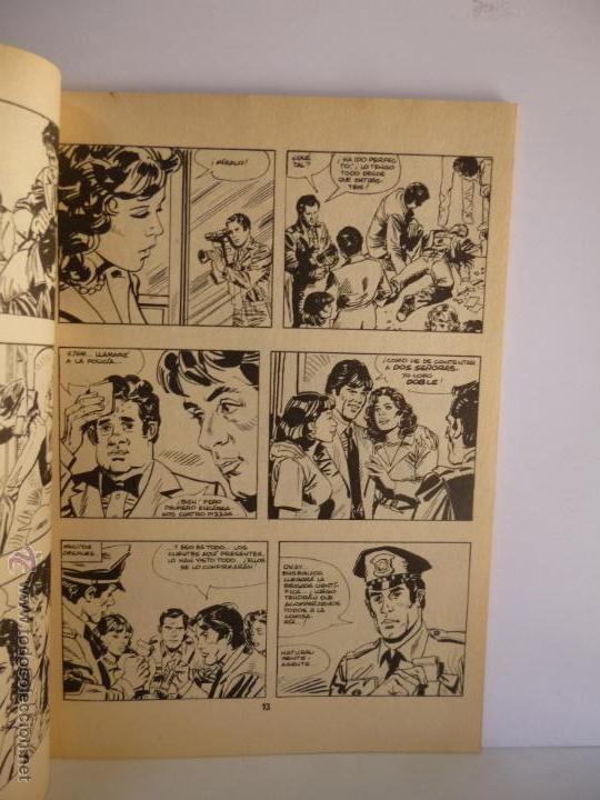 Cómics: LOTE 1, 2, 3, 4, 5, 6, FOX, EL HOMBRE DE MANHATTAN SUR , EDICIONES ZINCO 1987 - 1988 - Foto 7 - 196141113