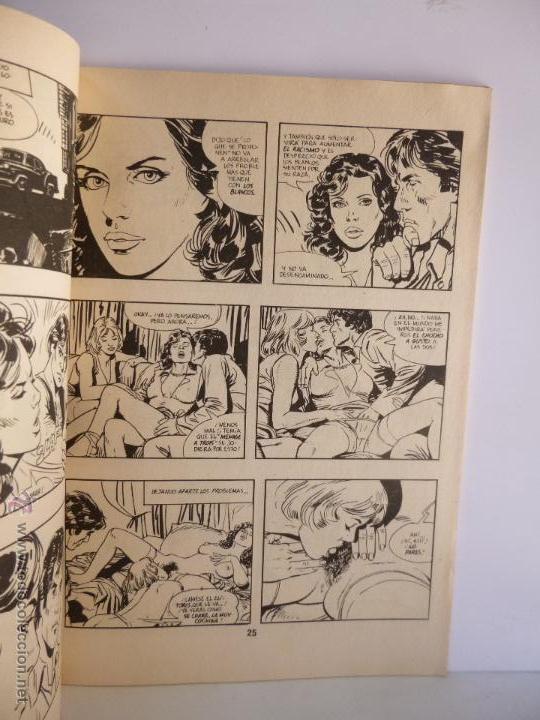 Cómics: LOTE 1, 2, 3, 4, 5, 6, FOX, EL HOMBRE DE MANHATTAN SUR , EDICIONES ZINCO 1987 - 1988 - Foto 11 - 196141113