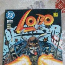 Cómics: LOBO: EL DUELO - DC/ZINCO - 84 PÁGINAS. Lote 101664223