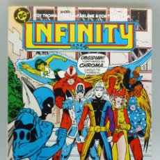 Cómics: INFINITY Nº 11 DC ZINCO 1986. Lote 50120908