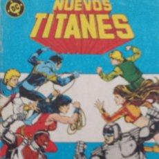 Cómics: NUEVOS TITANES RETAPADO DEL 38 AL 42. Lote 50172345