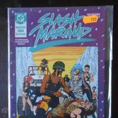 Comics: SLASH MARAUD Nº 2 - EDICIONES ZINCO - DC (M1). Lote 50200538