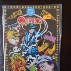 Comics: QUESTION Nº 20 - EDICIONES ZINCO - DC (M1). Lote 50214581