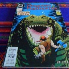 Cómics: ZINCO RETAPADO DRAGONES Y MAZMORRAS NºS 7 8 9 10 11 12. 1989. 400 PTS. BUEN ESTADO.. Lote 50245524