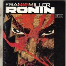 Cómics: COMIC ZINCO RONIN DE FRANK MILLER Nº 4 MUY BUEN ESTADO. Lote 55788175