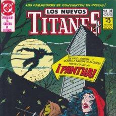 Cómics: COMIC COLECCION NUEVOS TITANES Nº 31. Lote 50451246