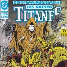 Cómics: COMIC COLECCION NUEVOS TITANES Nº 30. Lote 50451251