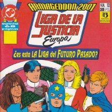 Cómics: COMIC LIGA DE LA JUSTICIA EUROPA ESPECIAL . Lote 50451534