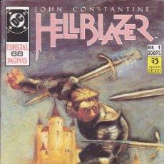 Cómics: COMIC COLECCION HELLBLAZER Nº 1. Lote 50451646