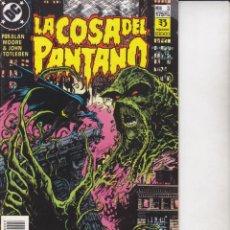 Cómics: COMIC COLECCION LA COSA DEL PANTANO Nº 3. Lote 50451705