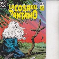 Cómics: COMIC COLECCION LA COSA DEL PANTANO Nº 4. Lote 50451714