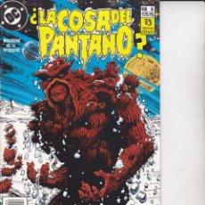 Cómics: COMIC COLECCION LA COSA DEL PANTANO Nº 6. Lote 50451726