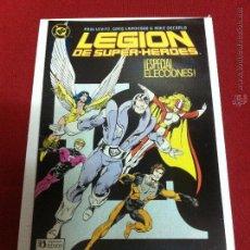 Comics: ZINCO DC - LEGION DE SUPER HEROES NUMERO 5 MUY BUEN ESTADO. Lote 50536253