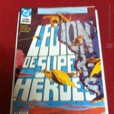 Comics: ZINCO DC - LEGION DE SUPER HEROES NUMERO 29 MUY BUEN ESTADO. Lote 50536304