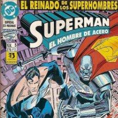 Cómics: EL REINADO DE LOS SUPERHOMBRES SUPERMAN Nº 5 EDICIONES ZINCO. Lote 50579041