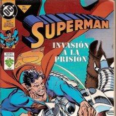 Cómics: SUPERMAN Nº 244 INVASION A LA PRISION ORDWAY GRUMMETT & HAZLEWOOD DC COMICS. Lote 50579123