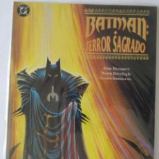 Cómics: BATMAN TERROR SAGRADO ZINCO. Lote 70471115