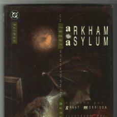 Cómics: BATMAN ARKHAM ASYLUM ZINCO. Lote 70471175