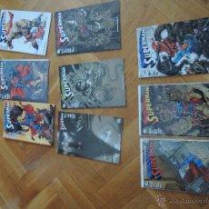Cómics: LOTE DE SUPERMAN DE PACHECO Y BUSIEK Y REGALO DE ARROWSMITH. Lote 50787340
