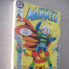 Cómics: MISTER MIRACLE Nº 1 AL 8 - ED. ZINCO. Lote 97707943