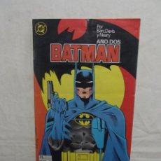 Cómics: BATMAN AÑO DOS Nº 4. Lote 51013515