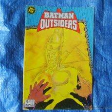 Cómics: BATMAN Y LOS OUTSIDERS - NUMERO 13 - ZINCO. Lote 51016790
