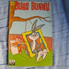 Cómics: BUGS BUNNY - NUMERO 05. Lote 51017287