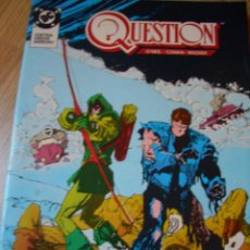 Cómics: QUESTION #18 (ZINCO, 1990). Lote 51102082