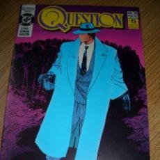 Cómics: QUESTION #34 (ZINCO, 1991). Lote 71115534