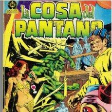 Cómics: LA COSA DEL PANTANO Nº 2. Lote 51112744