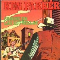Cómics: TEBEOS-COMICS GOYO - KEN PARKER - Nº 6 - MILAZZO - SANGRE EN LAS ESTRELLAS *BB99. Lote 39349758