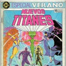 Cómics: NUEVOS TITANES Nº 36 . Lote 51327529