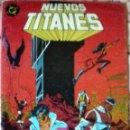 Cómics: ESPECIAL COMIC NUEVOS TITANES Nº 50 ZINCO 1985 -CORRESPONDE AL Nº 59 DOBLE PORTADA Y POSTER CENTRAL . Lote 51361131